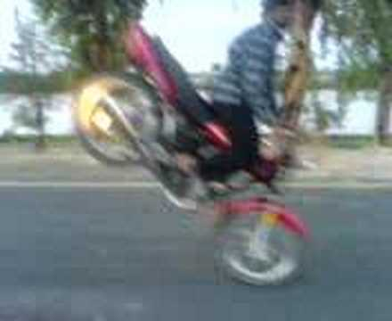 Pakistani Biker Boys