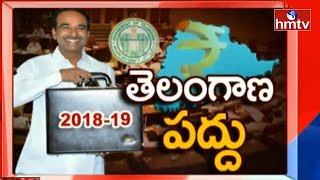 Etela Rajender Introducing Budget 2018-19 In TS Assembly | hmtv