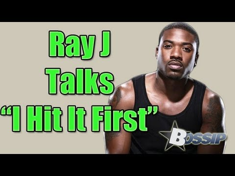 Ray J Reveals How Much Money He Made From 'i Hit It First' video