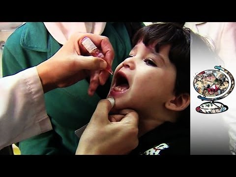 Pakistan Conflict Threatens Polio Campaign