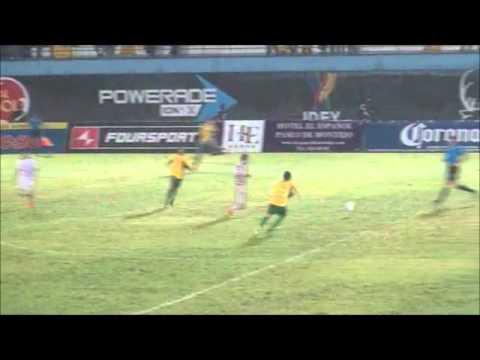 Merida FC 1-3 Lobos BUAP