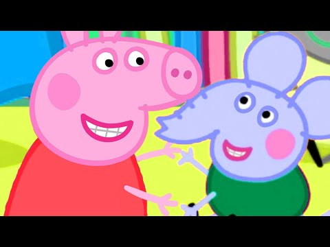 Peppa Pig Official Channel | Peppa Pig and Edmond Elephant's Fruit Song!