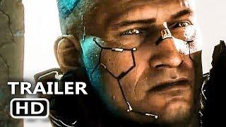 CYBERPUNK 2077 Official Trailer (2019) CD Projekt E3 2018 Game HD