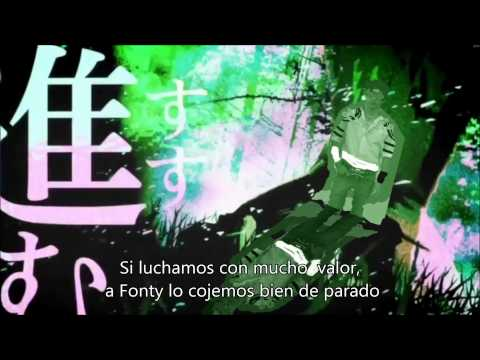 Shingeki no Fonty Opening