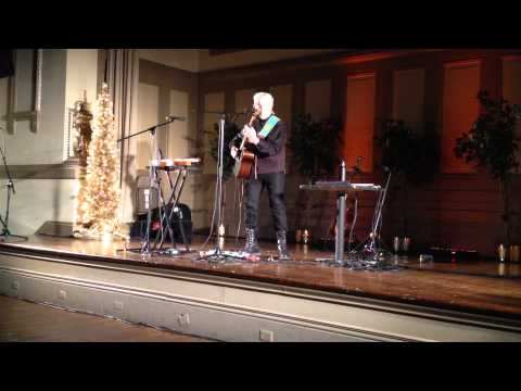 """Give It Away"" by Bruce Cockburn at the John Marshall Ballroom, Richmond, VA  12.5.13"