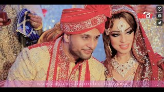 Pakistani Wedding Video    Asian Wedding Videos   Muslim Weddings