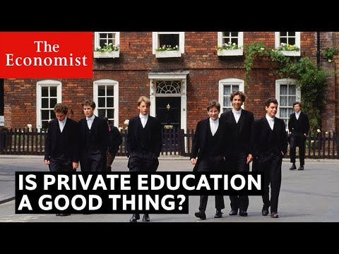 Is private education good for society?   The Economist