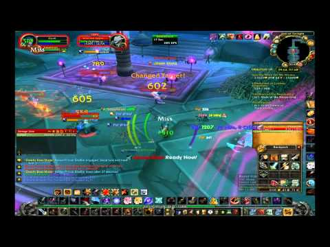 BC Heroic Challenge #4 - World of Warcraft