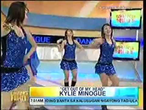 JANINE DELACRUZ & her group GO GIRLS w/ Regine Tolentino Upskirt Dancing Sexy