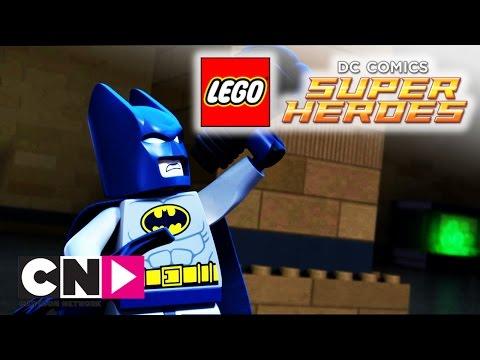 Супергерои DC Comics: Бэтмен в осаде | Бэтмен против Супермена | Cartoon Network