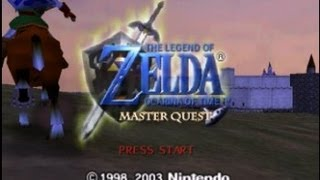 Review of The Legend of Zelda Ocarina of Time Master Quest for Nintendo Gamecube by Protomario