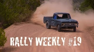 Rally Weekly #19- Coby Pearce -Temple Canyon 2013