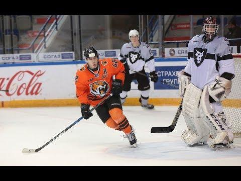 22.11.17 / Tigers - HC Riga / Highlights