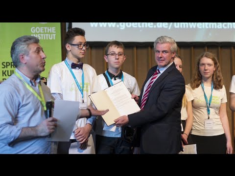 II. Umweltjugendkonferenz, 4.-5.April 2016, Berlin