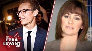 LGBT activist doxxes conservative's FAMILY on Twitter | Sheila Gunn Reid