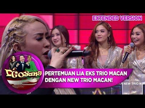 Download PERTEMUAN LIA EKS TRIO MACAN DENGAN NEW TRIO MACAN! - D'GOYANG 17/7 PART 1 Mp4 baru