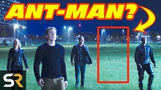 Avengers Endgame Theory: Ant-Man Was Removed From Marvel's Super Bowl Trailer