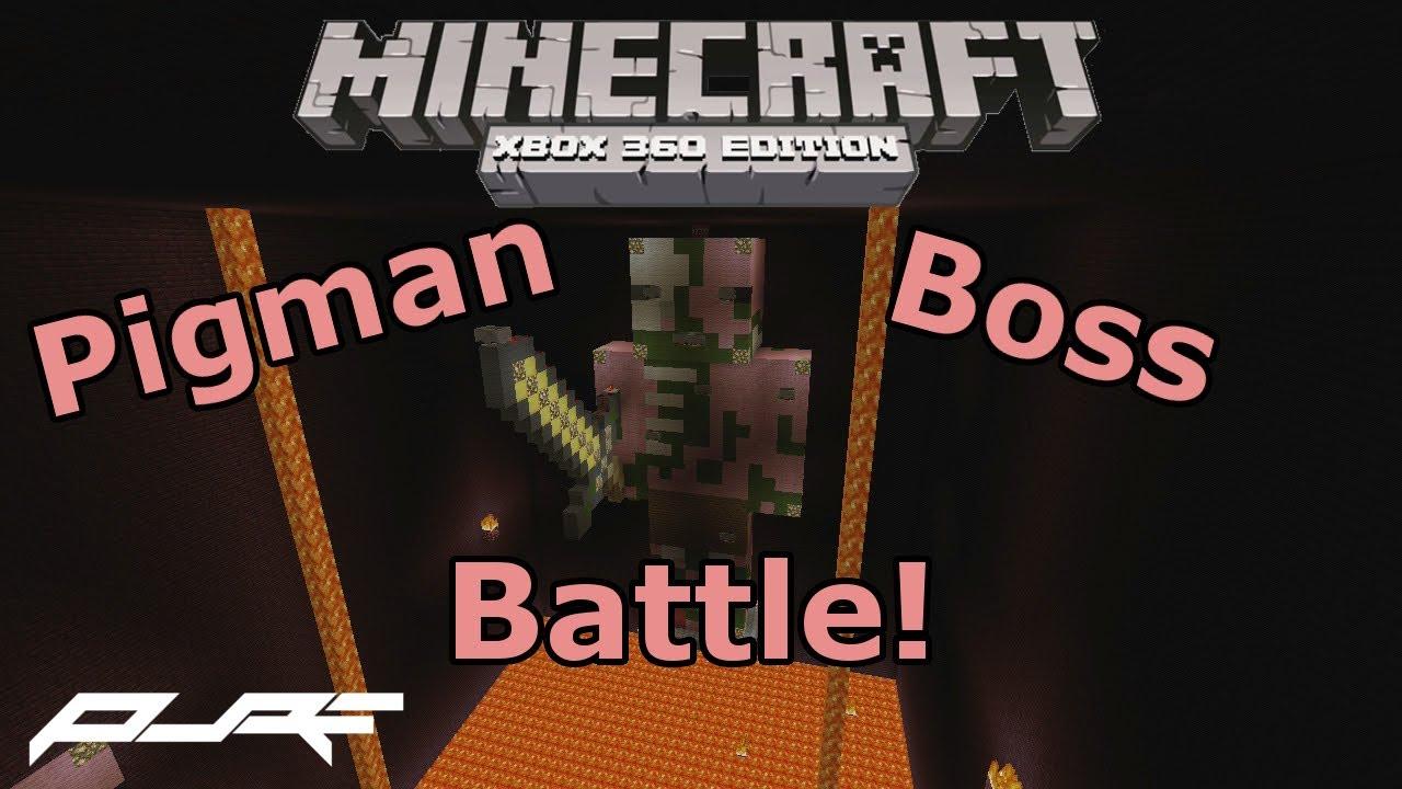 Minecraft Xbox 360 Zombie