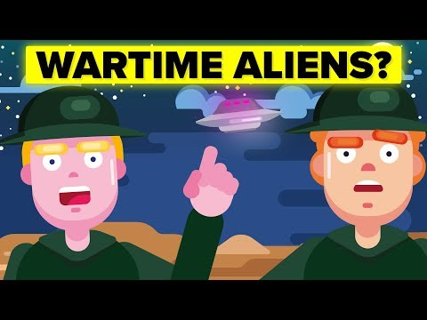 Wartime Paranormal Sightings that Shocked Soldiers