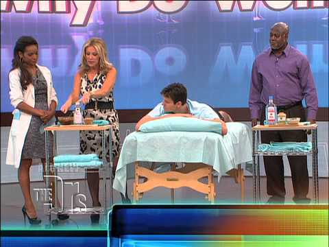 Cellulite Home-Remedies on  The Doctors