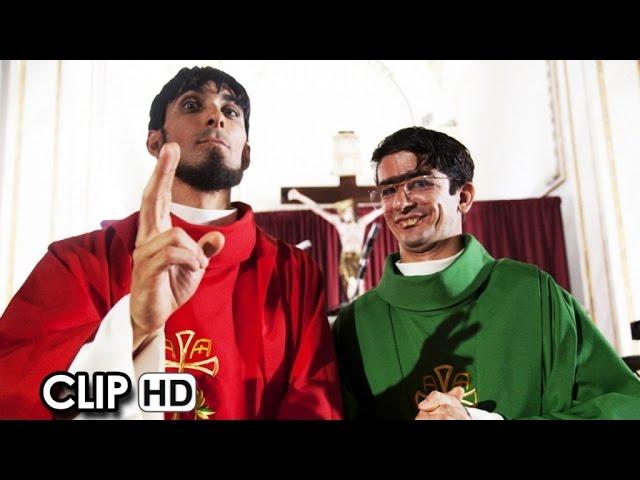 La solita commedia - Inferno Clip 'Padre Pio' (2015) - Francesco Mandelli, Fabrizio Biggio Movie HD