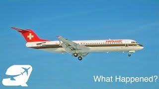 Swissair - What Happened?