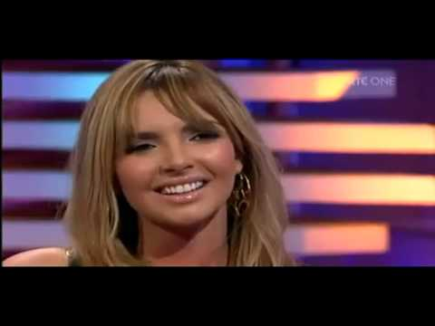 Nadine Coyle : Interview (Late Late Show 2009)