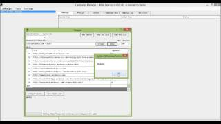 Scraping Websites and Email Addresses in IMBA Express