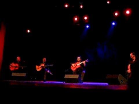 Rafael Cortes live SOLEA
