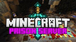 Minecraft: OP Prison #33 - PICKAXE ACHIEVEMENT! (Minecraft Prison Server)