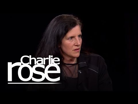 Laura Poitras on Edward Snowden (Oct. 24, 2014) | Charlie Rose