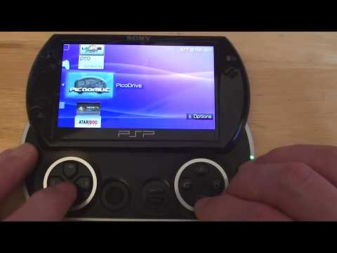 PSP Go: System Overview.