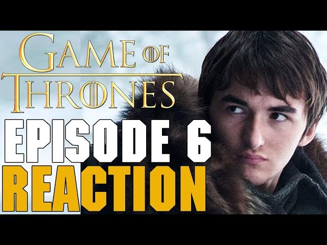 Game of Thrones Season 8 Episode 6 Reaction & First Impressions thumbnail