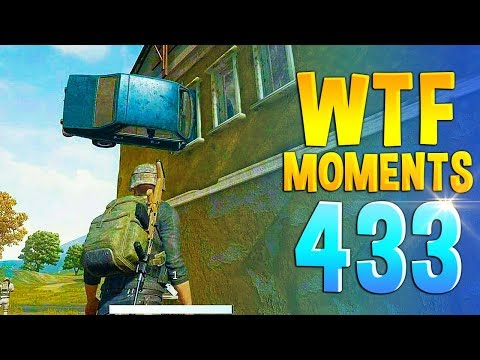 PUBG Daily Funny WTF Moments Highlights Ep 433