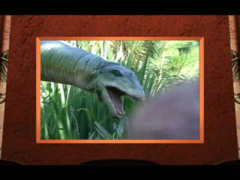 Apatosaurus Movie from 3-D Dinosaur Adventure MS-DOS/Packard Bell Version Video