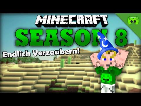 ENDLICH VERZAUBERN «» Minecraft Season 8 # 114 HD