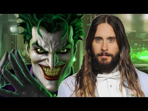 """Jared Leto Cuts Off Hair To Play """"The Joker"""" In Suicide Squad"""