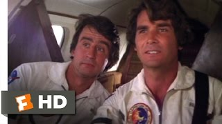 Capricorn One (1978) - Escaping From Captivity Scene (6/11) | Movieclips
