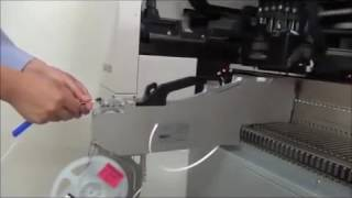 SAMSUNG SM SMART FEEDER   Auto Loading, Auto Splicing and accepts small tape strips   YouTubevia tor