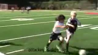 """Little Messi"" - U10 League Games 2010 - Feat. 7 Yr Old Hassan Ayari"