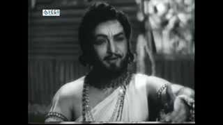 Babruvahana Movie - Pandavula Chusinara Song
