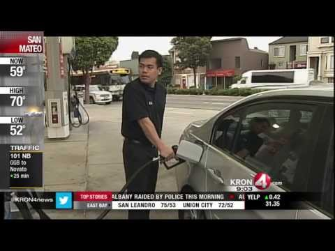 Rising Gas Prices Worry Drivers