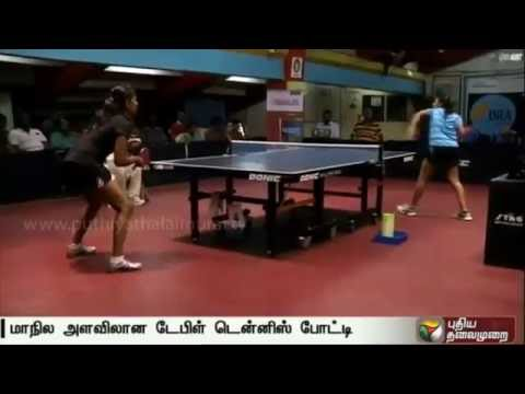 State level Table Tennis Championships in Chennai
