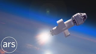 Boeing Starliner launch animation   Ars Technica