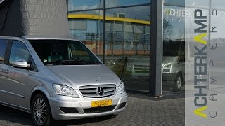 Mercedes Marco Polo Camper 2013, hands on