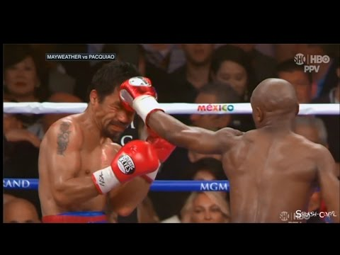 Floyd Mayweather VS Manny Pacquiao - Fight resume VIDEO