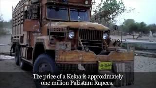 The rickety 'Kekra' of Thar