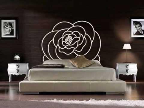 Decoracion dormitorios cabeceros con dise os inspirados - Dormitorios de diseno ...
