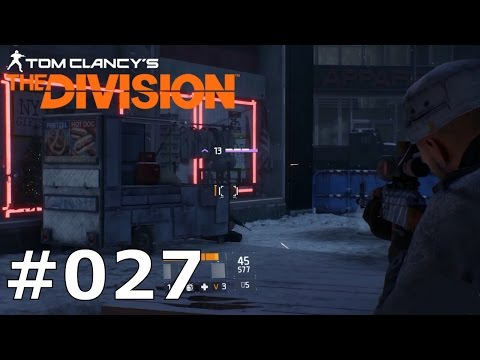 The Division #027 GAMEPLAY GERMAN Times- Square- Stromrelais (SCHWER)