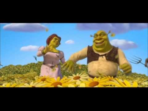 Shrek 4 Forever After For Once In My Life Final